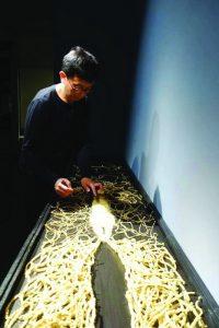 Zhongying SHI, ODRADEK Résidence