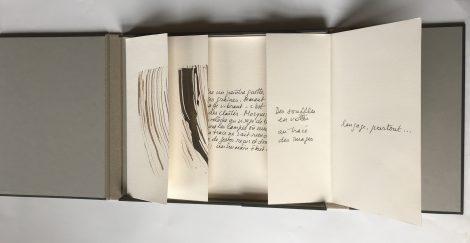Léo Baron ODRADEK livre ouvert
