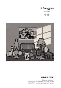 170907 Bangyao Li, ODRADEK Indoors brochure