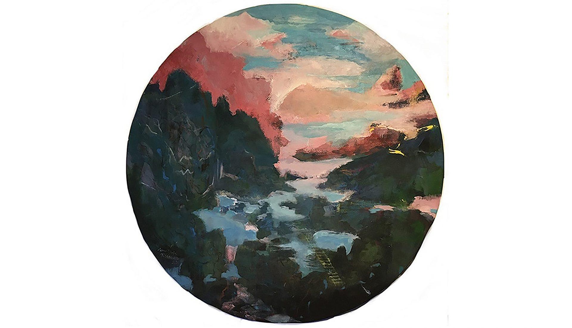 Paysage méditatif de ANNA-MAIJA RISSANEN