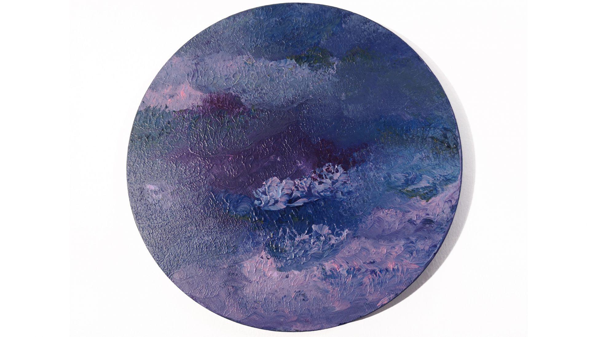 Jiang Dandan, lotus bleu