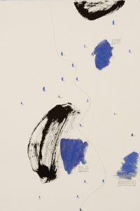 Kiran KATARA, Diagramme, Galerie ODRADEK 2017