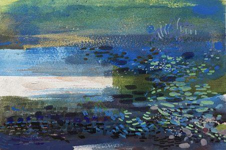 ANNA-MAIJA RISSANEN, lake